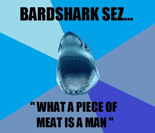 BardShark take on Hamlet