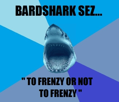 BardShark quote from Hamlet