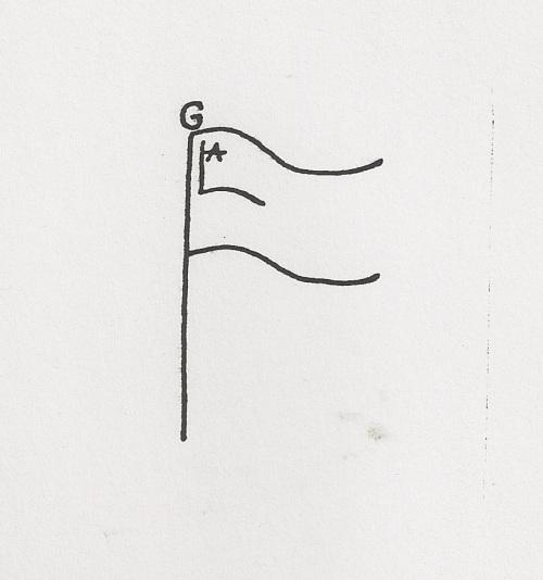 Cavland - Flag