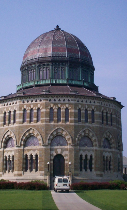 The Nott Memorial at Union College