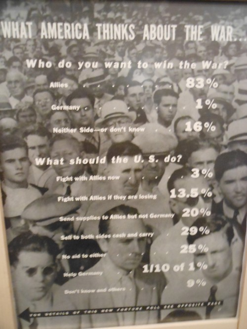 1939 poll from LIFE magazine